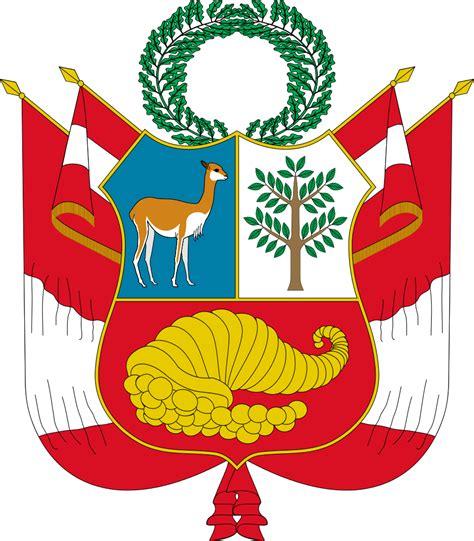 Archivo:Escudo nacional del Perú.svg - Wikilibros