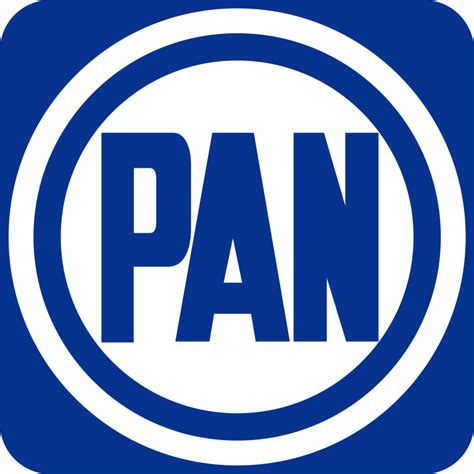 Archivo:PAN logo (Mexico).svg - Wikipedia, la enciclopedia ...