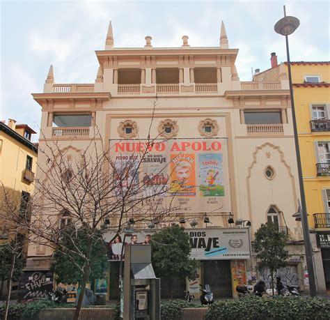 Archivo:Teatro Nuevo Apolo  Madrid  01.jpg   Wikipedia, la ...