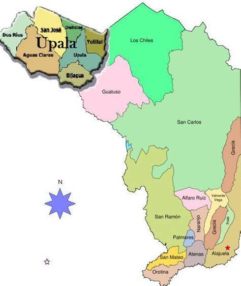 Archivo:Ubicación de Upala, Alajuela.jpg   Wikipedia, la ...