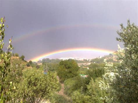 arco iris, VALDEPEÑAS DE JAEN (Jaén)