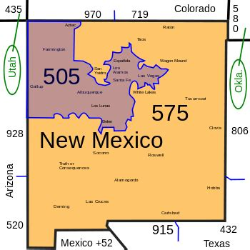 Area code 505   Wikipedia