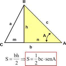 Área do Triângulo: como calcular?   Toda Matéria