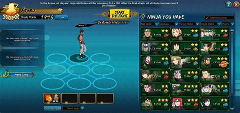 Arena | Naruto Online Oasis Games Wikia | FANDOM powered ...