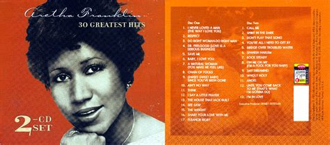 Aretha Franklin 30 Greatest Hits (1985) — Steemit
