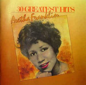 Aretha Franklin - 30 Greatest Hits (CD) at Discogs