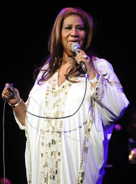Aretha Franklin, Aged 74 - 40 Music Legends We're So Happy ...