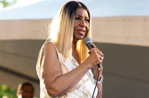 Aretha Franklin Cancels Toronto Concert Over Health ...