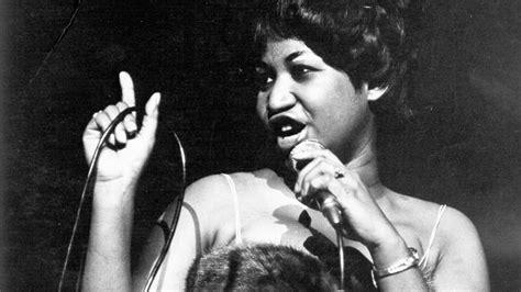Aretha Franklin: Ein bisschen R-E-S-P-E-C-T   ZEIT ONLINE