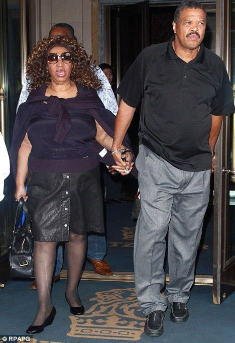 Aretha Franklin engaged to William Wilkerson: Singer, 69 ...