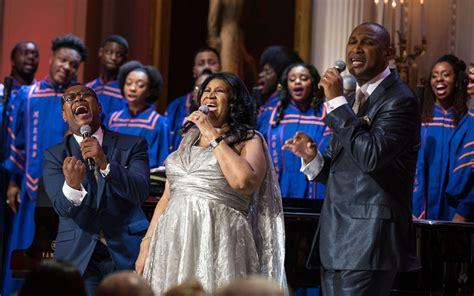 Aretha Franklin Goes Gospel at the White House   EBONY