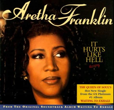 Aretha Franklin It Hurts Like Hell - YouTube