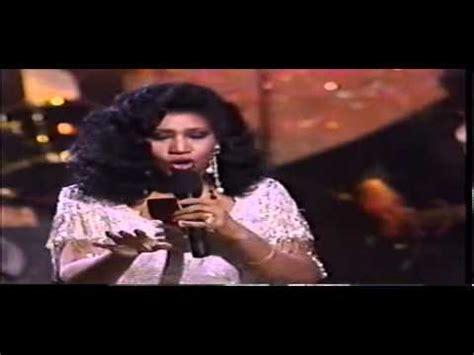 Aretha Franklin   Respect  1990 .wmv   YouTube