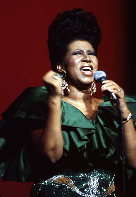 Aretha Franklin retires: From Respect to the Queen of Soul ...