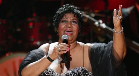 Aretha Franklin s body measurements, height, weight, age.