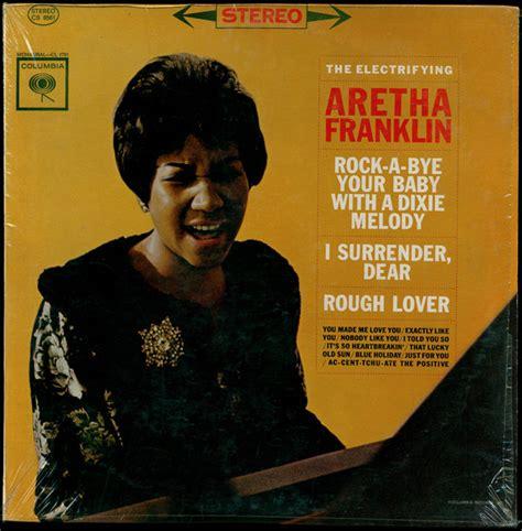 Aretha Franklin - The Electrifying Aretha Franklin (Vinyl ...