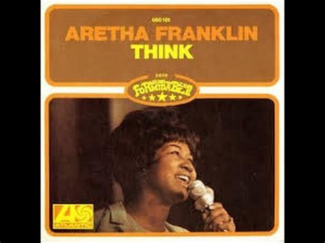 ARETHA FRANKLIN - THINK - YouTube