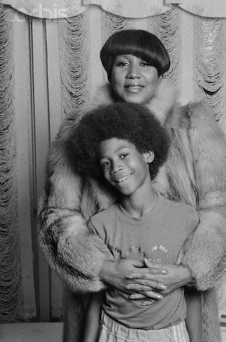 Aretha Franklin Young | Aretha Franklin's Son Beaten Badly ...