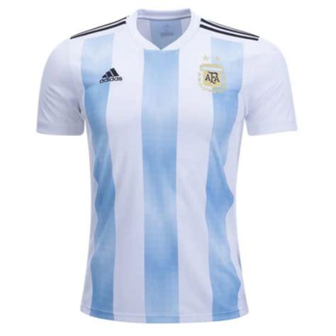 Argentina 2018 World Cup Home Shirt Soccer Jersey   Cheap ...