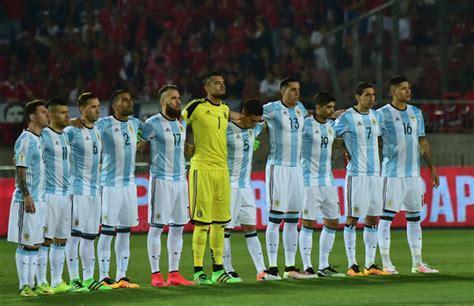 Argentina confirma amistosos contra Colombia, Haití y ...