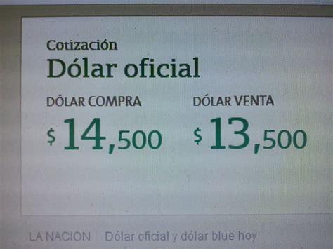 Argentina devaluó su moneda 48% respecto del dólar ...