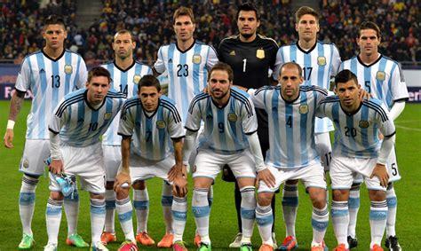 Argentina - Equipos - Mundial de Fútbol de Brasil 2014