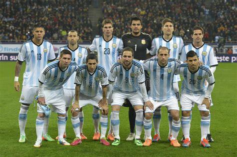 Argentina - National Football Team Editorial Stock Image ...