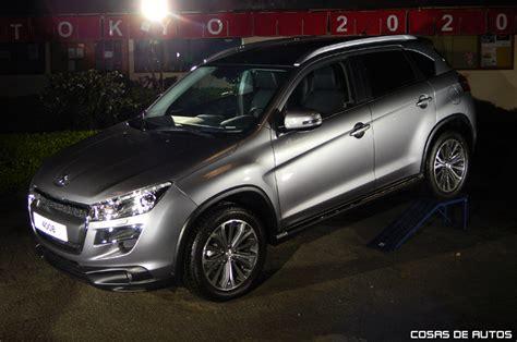 Argentina: Peugeot lanzó el 4008, su primer SUV 4X4 ...