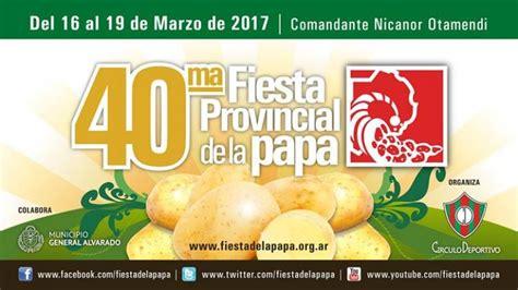 Argentina: Se viene la 40° Fiesta de la Papa 2017 en ...
