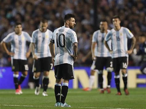Argentina vs Ecuador: ¿Qué necesita Argentina para ...