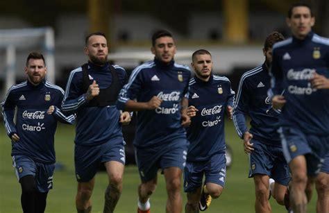Argentina welcome Peru in crucial World Cup qualifier