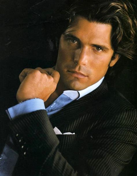 Argentine Polo Player Nacho Figueras wow wow wow He also ...