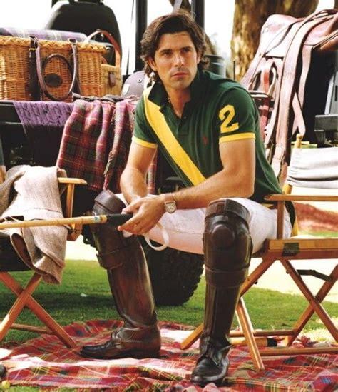Argentinian polo player and Polo Ralph Lauren spokesman ...