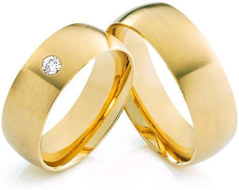 Argollas De Matrimonio Alianzas Aros De Boda Oro 10 ...