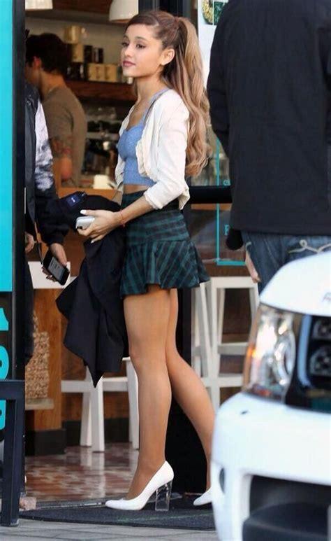 Ariana Grande hot on actressbrasize.com http ...