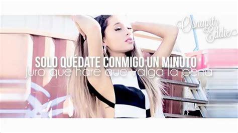 Ariana Grande - One Last Time (Sub Español) ♡ - YouTube