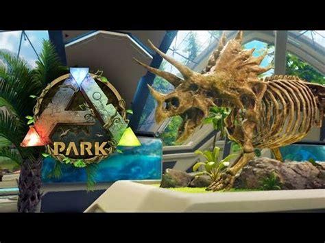 ARK PARK   PS4  Nuevo Juego de Dinosaurios 2017  | Doovi