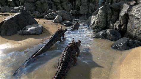 ARK:Survival Evolved, cazando dinosaurios en PS4, Steam ...