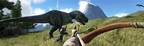 ARK Survival Evolved: Dinosaurios y supervivencia. Video   Mac