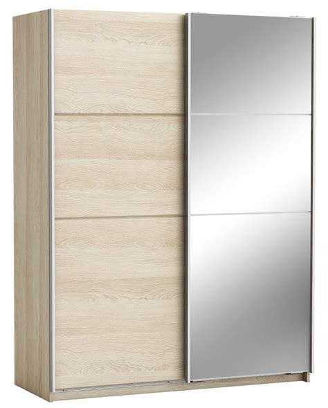Armario 2 puertas correderas con espejo FAST3 fast3 ...