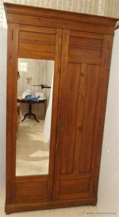 armario ropero en roble siglo xx- 119 - Comprar Armarios ...