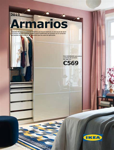 Armarios Ikea puertas correderas: catálogo 2019 | iMuebles