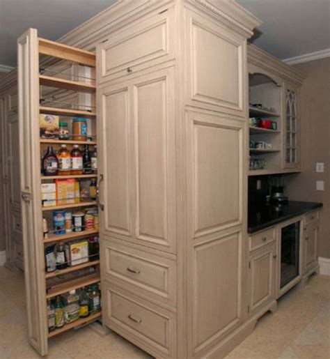 Armarios ocultos en la cocina   pisos Al día   pisos.com