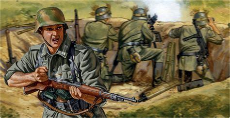 Armas de la infantería alemana durante la 2ª Guerra ...