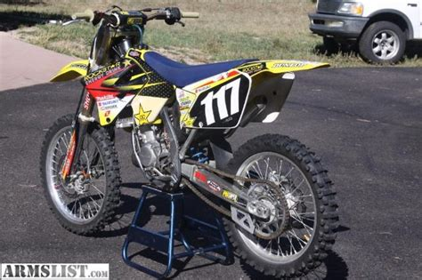 ARMSLIST - For Sale/Trade: 2007 rm125 new engine