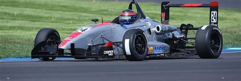 ArmsUp Motorsports Grand Prix of Indy Race Two Report