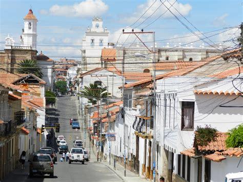 Around Bolivia: Visiting Sucre... Bolivia´s first Capital...