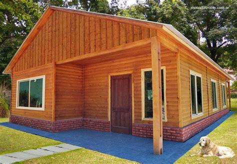 Arquitectura de Casas: Viviendas prefabricadas en Argentina.