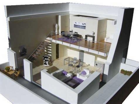 arquitectura de loft modernos – Casa Web
