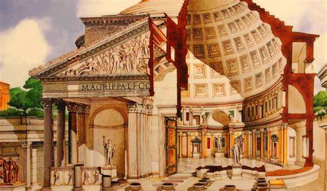 Arquitectura historia y construcción: EL PANTEON DE AGRIPA
